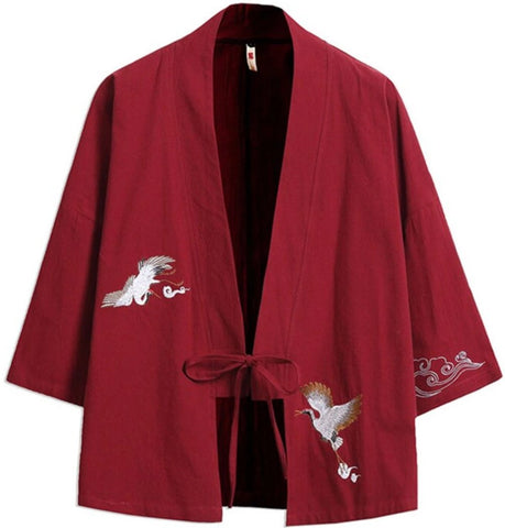 Haori Traditionnel