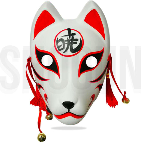 MASQUE JAPONAIS<br /> TRADITIONNEL KITSUNE