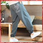 pantalon-japonais-simple-bleu