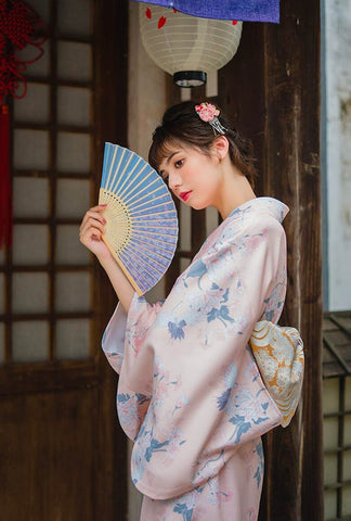 Yukata Traditionnel
