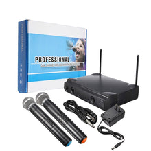 Load image into Gallery viewer, UT4 Type Professional Dual Wireless Microphone System