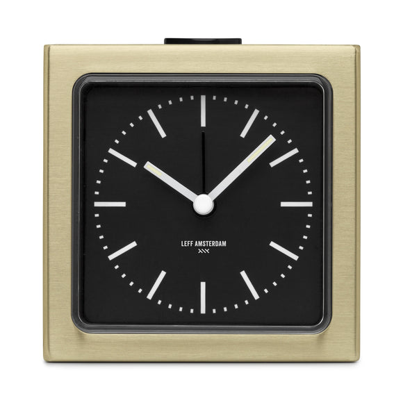 LEFF BLOCK ALARM CLOCK