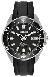 CITIZEN MEN'S ECO-DRIVE PROMASTER TITANIUM DIVER'S WATCH 200M