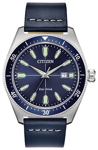 CITIZEN MEN'S ECO-DRIVE BRYCEN SPORT WATCH