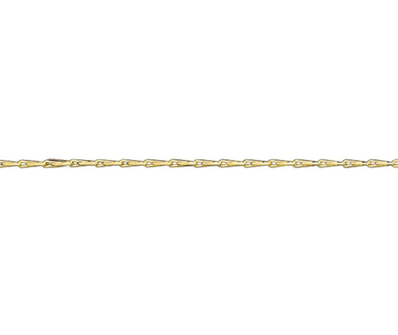 9CT GOLD HAYSEED 1 CHAIN