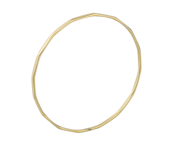 9CT GOLD BANGLE
