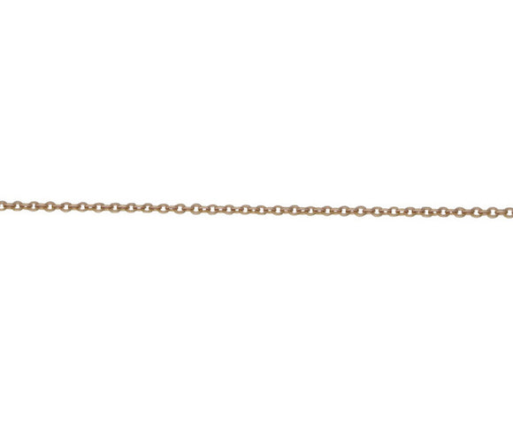 9CT ROSE GOLD TRACE 12 CHAIN