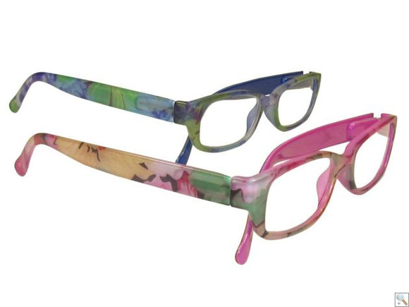 CLERE VISION BLOOM IRIS READING GLASSES