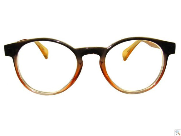 CLERE VISION OLLIE RUST READING GLASSES