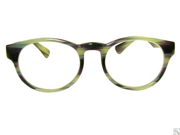 CLERE VISION TUSK OLIVE READING GLASSES