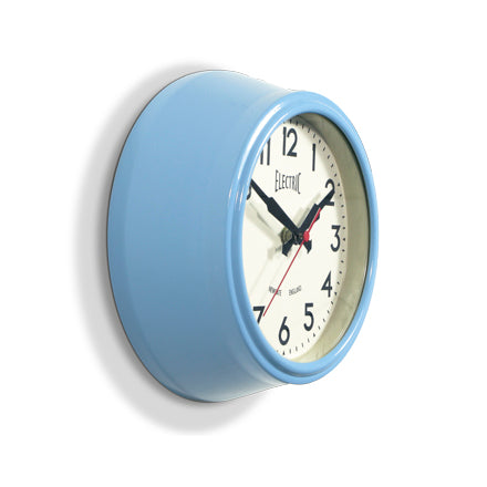 NEWGATE WALL CLOCK SMALL ELECTRIC