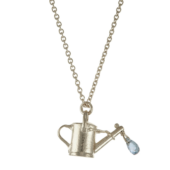 ALEX MONROE WATERING CAN NECKLACE