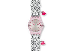 SWATCH CHARMING PINK
