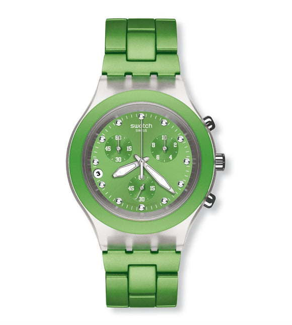 SWATCH FULL-BLOODED LIME