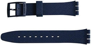 SWATCH STRAP SIR BLUE