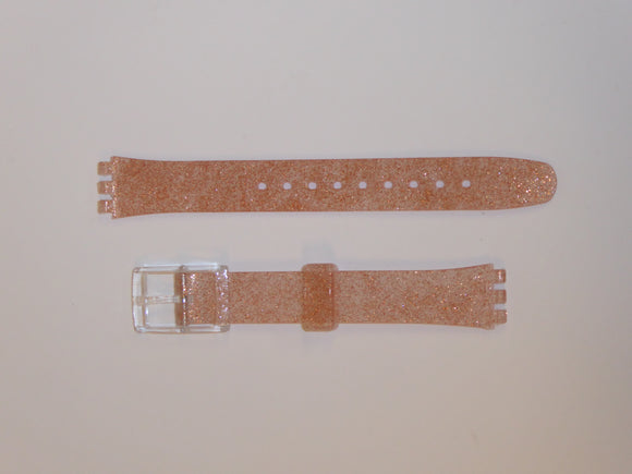 SWATCH STRAP PINKINDESCENT