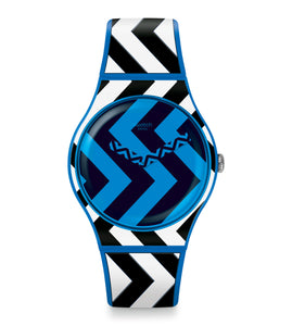 SWATCH BLUZAG
