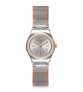 SWATCH FULL SILVER JACKET