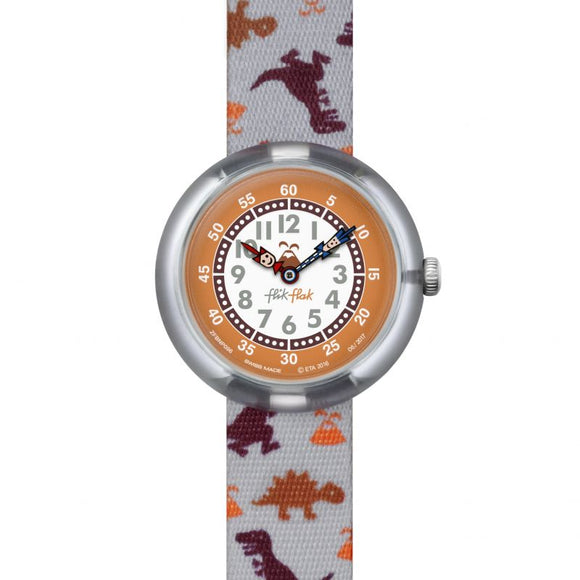 CHILDREN'S FLIK FLAK FLIK REX WATCH
