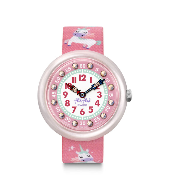 CHILDREN'S FLIK FLAK MAGICAL DREAM WATCH