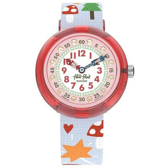 CHILDREN'S FLIK FLAK MAGICINATION WATCH