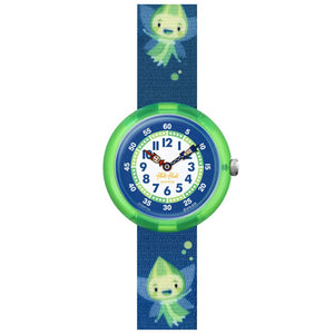 CHILDREN'S FLIK FLAK GLOWLINS WATCH