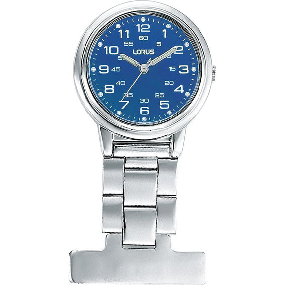 LORUS NURSE'S FOB WATCH