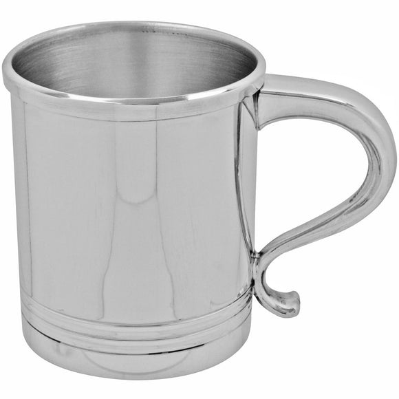 ENGLISH PEWTER MUG