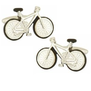 DALACO BICYCLE CUFFLINKS