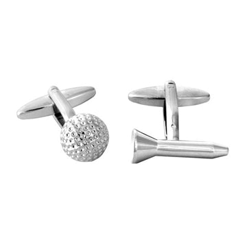 DALACO GOLF BALL & TEE CUFFLINKS