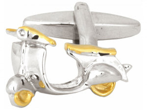 DALACO SCOOTER CUFFLINKS