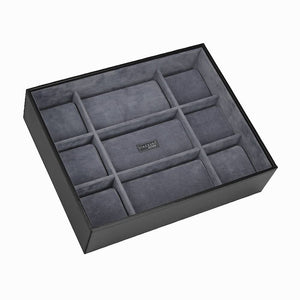 STACKERS BLACK X15 WATCH TRAY