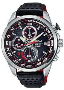 PULSAR MEN'S SOLAR SPORTS CHRONOGRAPH