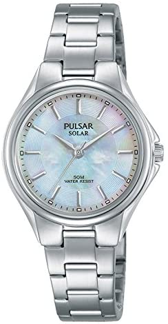 PULSAR LADIES' SOLAR WATCH