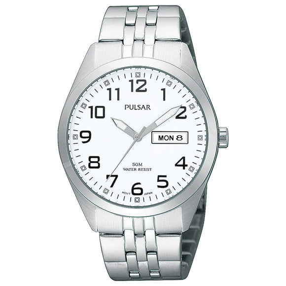 PULSAR MEN'S CLASSIC WATCH