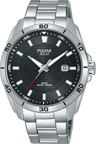 PULSAR MEN'S SOLAR WATCH