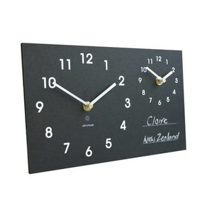 ECO TIME ZONE CLOCK
