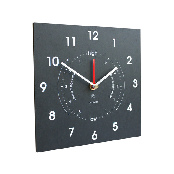 ECO TIME/TIDE CLOCK