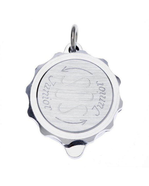 SOS TALISMAN PENDANT AND CHAIN - JUNIOR