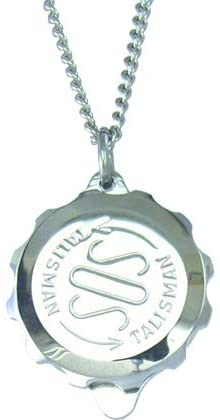 SOS TALISMAN PENDANT AND CHAIN - 22