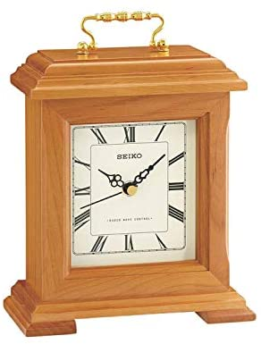SEIKO RADIO CONTROLLED MANTEL CLOCK