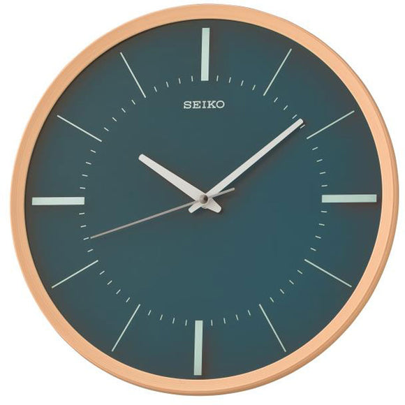 SEIKO ROUND WALL CLOCK