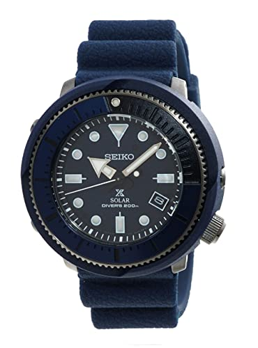 SEIKO MEN'S PROSPEX SOLAR DIVING WATCH 200M