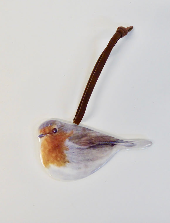 CHRISTMAS TREE DECORATIONS - ROBIN