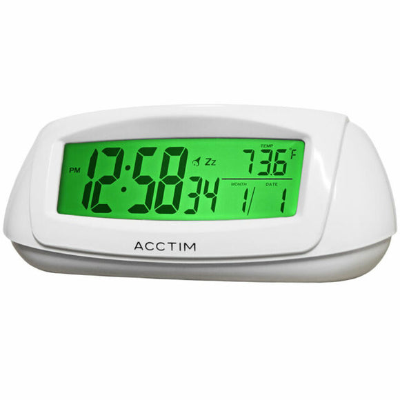 ACCTIM SOL ALARM CLOCK