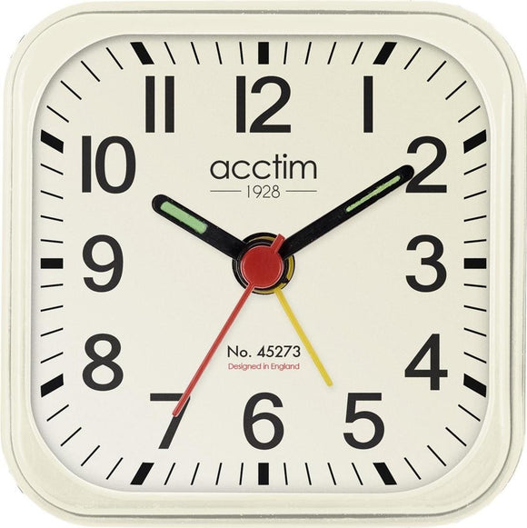ACCTIM MALDON ALARM CLOCK