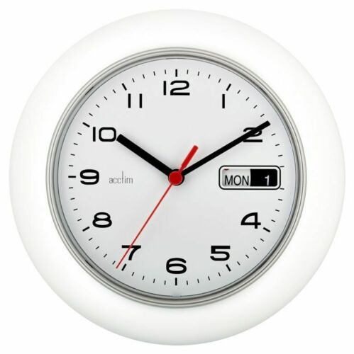 ACCTIM DATEMINDER WALL CLOCK