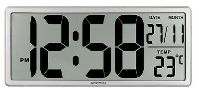 ACCTIM DATEKEEPER WALL/MANTEL ALARM CLOCK