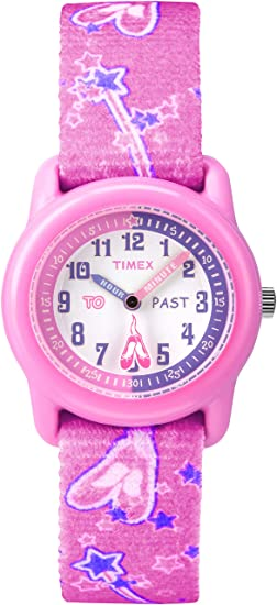 TIMEX CHILDREN'S PINK BALLET WATCH
