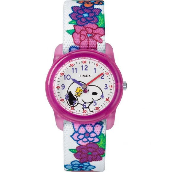TIMEX CHILDREN'S SNOOPY WATCH